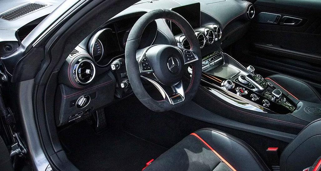 Mercedes Benz AMG GT 590cv 2