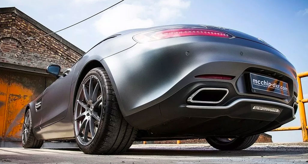 Mercedes Benz AMG GT 590cv 3